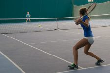 Bientôt des initiations au tennis auVal Fourré