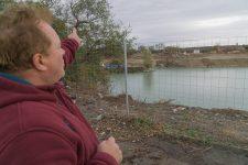 Les poissons del'étang des Fonceaux sont-ils condamnés?