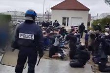 Lycéens: près de 150 gardes à vue et une grosse polémique