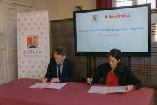 Un million d'euros de subventions pour deux projets