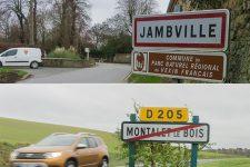 Rapprochement entre Montalet-le-Bois et Jambville?
