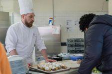 Nouvelle cuisine et nouveaux menus aucollège Jacques Cartier