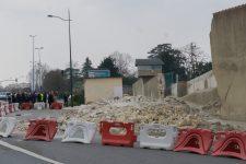 Mur de la prison: la pénitentiaire rejette le retard sur les Bâtiments de France