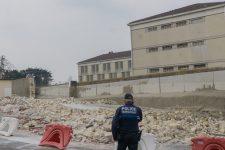 Mur de la prisoneffondré: unscénario annoncé