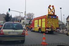 Un motard de la police municipale blessé dans une collision