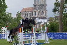 L'Association hippique Mantois Vexin initie àl'équitation au Jumping International