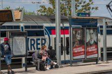 RER E : en 2024, le RERA remplacé par la ligneL àPoissy ?