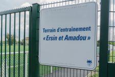 Hommage à Ersin et Amadou