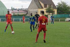 L'AS Poissy stoppe le FC Mantois danssalancée
