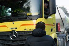 Débrayages et blocages chez Calcia