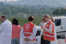 Les agents du syndicat d'assainissement engrève pour de meilleurs salaires