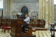 Le Festival des Grandes orgues de Mantes investit lacollégiale