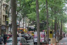 Incendie rue Cadotte: intervention difficile pour lespompiers