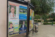 Élections anticipées: Pascal Collado en tête, le frondeur Jean-Yves Denis se retire