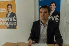 Hervé Riou souhaite «redynamiser» lecentre-ville
