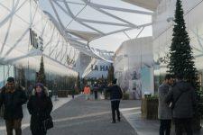 Le centre commercial inauguré, lesclientsaurendez-vous mais sceptiques