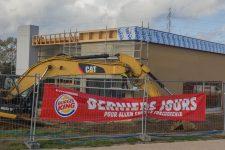 Le Burger King ouvrira ses portes àla fin dumois