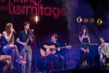 Un concert de jazz au Colombier