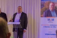 Éric Visintainer veut «arrêter le projet del'école Brochant de Villiers»
