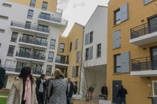 Rouget de Lisle: un premier programme immobilier complété