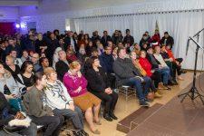 Environ 350 personnes pour les vœux deSam Damergy