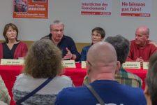 «On voit le rôle d'un élu municipal commecelui d'un militant syndical»