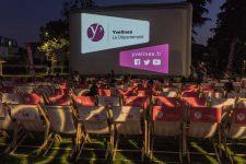 Le cinéma en plein air projettera sesderniers films