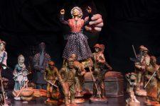Les Misérables adapté en un spectacle demarionnettes