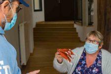 La Ville distribue sesderniers masques