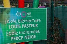 Les enfants d'Elisabethville envoyés aucollège Rimbaud ?
